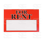 7 X 11 SIGN / FOR RENT