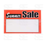 7 X 11 SIGN / 1-PACK: SALE WITH BLANK
