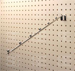 PEG BOARD 6 BALL WATER FALL BRACKET