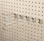 PEG BOARD 12 HOOK
