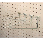 PEG BOARD 8 SHELF BRACKET